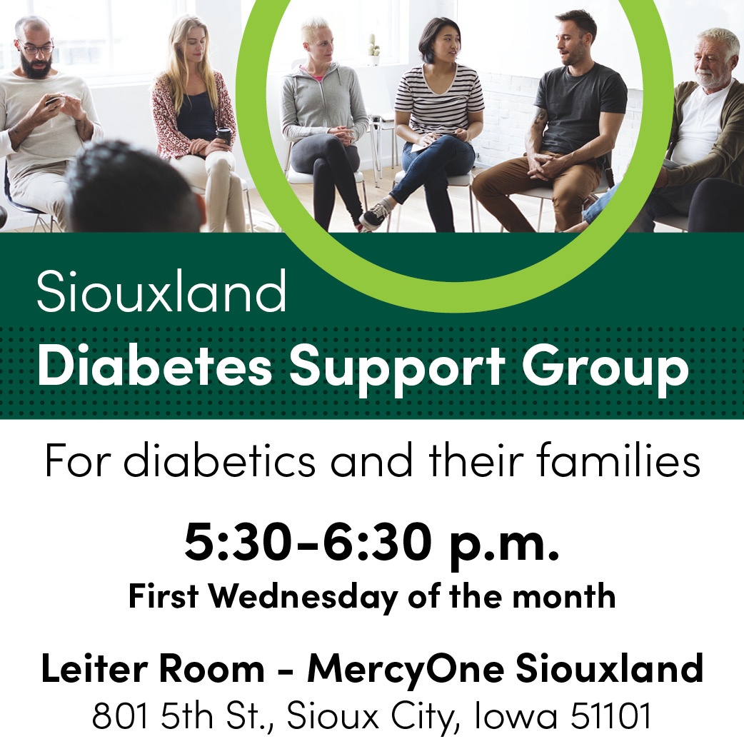 Siouxland Diabetes Support Group